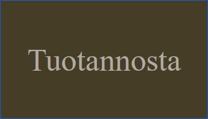 Fantacor-Ky-Tuotannosta